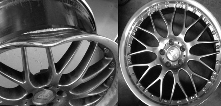 Tyre Bay MCR Alloy Wheels Refurbishment Manchester