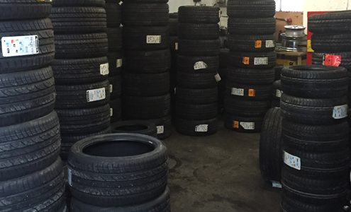 Part Worn Tyres Wholesaler